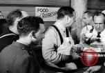 Image of Hollywood Canteen Hollywood Los Angeles California USA, 1943, second 23 stock footage video 65675072277