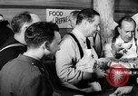 Image of Hollywood Canteen Hollywood Los Angeles California USA, 1943, second 24 stock footage video 65675072277