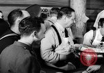 Image of Hollywood Canteen Hollywood Los Angeles California USA, 1943, second 25 stock footage video 65675072277