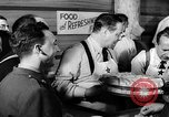 Image of Hollywood Canteen Hollywood Los Angeles California USA, 1943, second 26 stock footage video 65675072277