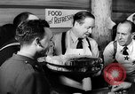 Image of Hollywood Canteen Hollywood Los Angeles California USA, 1943, second 27 stock footage video 65675072277