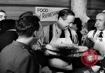 Image of Hollywood Canteen Hollywood Los Angeles California USA, 1943, second 28 stock footage video 65675072277