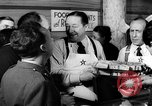 Image of Hollywood Canteen Hollywood Los Angeles California USA, 1943, second 29 stock footage video 65675072277