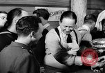 Image of Hollywood Canteen Hollywood Los Angeles California USA, 1943, second 32 stock footage video 65675072277