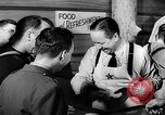 Image of Hollywood Canteen Hollywood Los Angeles California USA, 1943, second 33 stock footage video 65675072277