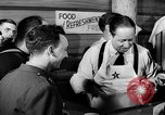 Image of Hollywood Canteen Hollywood Los Angeles California USA, 1943, second 35 stock footage video 65675072277