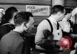 Image of Hollywood Canteen Hollywood Los Angeles California USA, 1943, second 37 stock footage video 65675072277