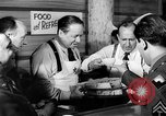 Image of Hollywood Canteen Hollywood Los Angeles California USA, 1943, second 39 stock footage video 65675072277
