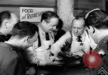 Image of Hollywood Canteen Hollywood Los Angeles California USA, 1943, second 40 stock footage video 65675072277