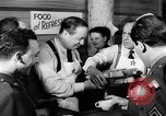 Image of Hollywood Canteen Hollywood Los Angeles California USA, 1943, second 41 stock footage video 65675072277