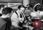 Image of Hollywood Canteen Hollywood Los Angeles California USA, 1943, second 43 stock footage video 65675072277