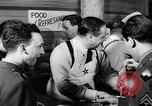 Image of Hollywood Canteen Hollywood Los Angeles California USA, 1943, second 44 stock footage video 65675072277