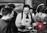 Image of Hollywood Canteen Hollywood Los Angeles California USA, 1943, second 45 stock footage video 65675072277