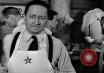 Image of Hollywood Canteen Hollywood Los Angeles California USA, 1943, second 54 stock footage video 65675072277