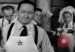 Image of Hollywood Canteen Hollywood Los Angeles California USA, 1943, second 55 stock footage video 65675072277