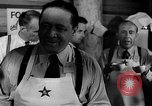 Image of Hollywood Canteen Hollywood Los Angeles California USA, 1943, second 56 stock footage video 65675072277