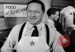 Image of Hollywood Canteen Hollywood Los Angeles California USA, 1943, second 60 stock footage video 65675072277
