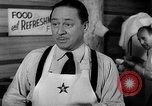 Image of Hollywood Canteen Hollywood Los Angeles California USA, 1943, second 62 stock footage video 65675072277
