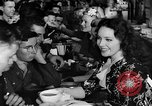 Image of Hollywood Canteen Hollywood Los Angeles California USA, 1943, second 9 stock footage video 65675072278
