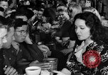 Image of Hollywood Canteen Hollywood Los Angeles California USA, 1943, second 11 stock footage video 65675072278