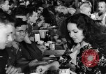 Image of Hollywood Canteen Hollywood Los Angeles California USA, 1943, second 14 stock footage video 65675072278