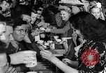 Image of Hollywood Canteen Hollywood Los Angeles California USA, 1943, second 16 stock footage video 65675072278