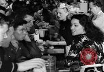 Image of Hollywood Canteen Hollywood Los Angeles California USA, 1943, second 18 stock footage video 65675072278
