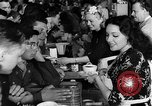 Image of Hollywood Canteen Hollywood Los Angeles California USA, 1943, second 19 stock footage video 65675072278