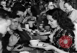 Image of Hollywood Canteen Hollywood Los Angeles California USA, 1943, second 20 stock footage video 65675072278