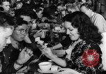 Image of Hollywood Canteen Hollywood Los Angeles California USA, 1943, second 21 stock footage video 65675072278