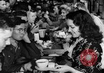 Image of Hollywood Canteen Hollywood Los Angeles California USA, 1943, second 22 stock footage video 65675072278