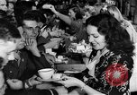 Image of Hollywood Canteen Hollywood Los Angeles California USA, 1943, second 23 stock footage video 65675072278