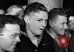 Image of Hollywood Canteen Hollywood Los Angeles California USA, 1943, second 44 stock footage video 65675072278