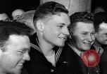 Image of Hollywood Canteen Hollywood Los Angeles California USA, 1943, second 48 stock footage video 65675072278