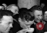 Image of Hollywood Canteen Hollywood Los Angeles California USA, 1943, second 51 stock footage video 65675072278