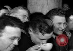 Image of Hollywood Canteen Hollywood Los Angeles California USA, 1943, second 52 stock footage video 65675072278