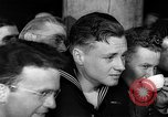 Image of Hollywood Canteen Hollywood Los Angeles California USA, 1943, second 55 stock footage video 65675072278
