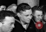Image of Hollywood Canteen Hollywood Los Angeles California USA, 1943, second 57 stock footage video 65675072278