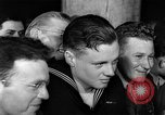 Image of Hollywood Canteen Hollywood Los Angeles California USA, 1943, second 58 stock footage video 65675072278