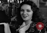 Image of Hollywood Canteen Hollywood Los Angeles California USA, 1943, second 62 stock footage video 65675072278