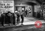Image of shooting of This is The Army Hollywood Los Angeles California USA, 1943, second 10 stock footage video 65675072280