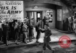 Image of shooting of This is The Army Hollywood Los Angeles California USA, 1943, second 12 stock footage video 65675072280