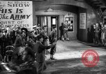 Image of shooting of This is The Army Hollywood Los Angeles California USA, 1943, second 24 stock footage video 65675072280