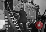 Image of Winston Churchill Glasgow Scotland, 1941, second 32 stock footage video 65675072294