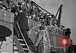 Image of Winston Churchill Glasgow Scotland, 1941, second 36 stock footage video 65675072294