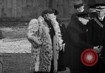 Image of Winston Churchill Glasgow Scotland, 1941, second 50 stock footage video 65675072294