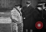 Image of Winston Churchill Glasgow Scotland, 1941, second 51 stock footage video 65675072294