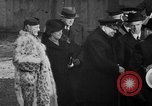 Image of Winston Churchill Glasgow Scotland, 1941, second 54 stock footage video 65675072294