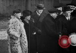Image of Winston Churchill Glasgow Scotland, 1941, second 55 stock footage video 65675072294