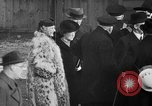 Image of Winston Churchill Glasgow Scotland, 1941, second 56 stock footage video 65675072294